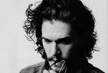 Crushes ~ Kit Harington / Kit is soooo close to Blaze in my book FINGER BANG, it's not even funny.  I can't see anyone else as that character! / by Jade C. Jamison