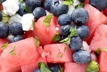 Side Salad / Fun side salad ideas to add to any meal.