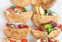 Lunch / Lunch ideas and inspiration
