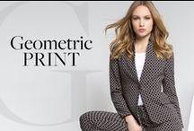 Graphic Geometrics: SS16 Fashion Trend! / Η μόδα φέτος συναντάει την τέχνη και τη γεωμετρία! Τα γεωμετρικά σχέδια αποτελούν μία ξεχωριστή τάση και δημιουργούν εντυπωσιακά summer outfits!