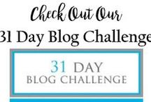 On The Blog: Challenges
