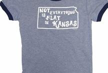 Kansas--Ad Astra Per Aspera / by ruthie gilbert