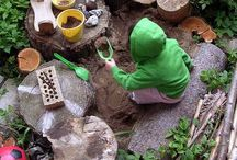 Outdoor Play Explorations / Ideas and inspirations for outdoor play.