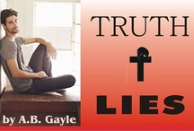 Truth+Lies / My current WIP. Images will be added as they occur.....