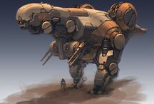 Rust & Robots