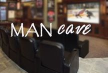 Man Caves / Ideas, instructions, and recommended products for the perfect man cave or game room. / by HomeTheater Gear