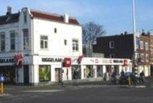 Onze winkel/Our store / Bij Biggelaar kunt je terecht voor alles om je huis sfeer te geven, zowel het interieur als het exterieur. We geven advies en verkopen een ruim assortiment in verf, behang, raamdecoratie en gordijnen van verschillende top merken.  Kom gerust langs in de winkel, we helpen je graag!  Teteringenstraat 2, 4817 MN Breda. Tel: 076-5225177, info@biggelaarverf.nl www.biggelaarverf.nl