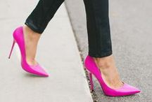 ♥ Shoes / gorgeous footwear and the leg wear we love