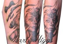 Tattoo / These are some sweet tattoos that I have done