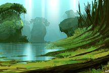 Environment : Landscapes