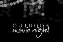 Outdoor Movie Theater / by HomeTheater Gear