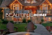 Beautiful homes (interior/exterior)