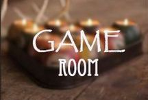 Ultimate Game Room / by HomeTheater Gear
