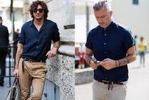 Inspiration, men / fashion, style