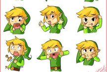 Facial Expressions / characters' facial expressions