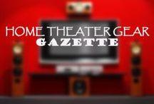 Home Theater Gear Gazette  / by HomeTheater Gear