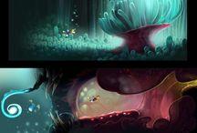 Environment : Rayman