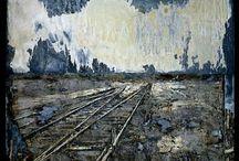 Artist - Anselm Keifer / My favourite artist! / by Anne Jones