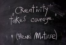 Pensiero Creativo / Keep in touch with creative minds and get some inspiration!
