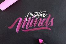 Typography | Hand Lettering