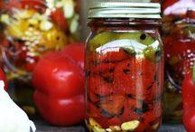 Pickling,Jams &Oils