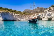 Milos island / Explore the island of Milos in Greece, the place with the fantastic beaches and the volcanic background...