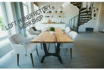 LOFT MANUFACTORY | WORKSHOP / LOFT MANUFACTORY | WORKSHOP Мебель и другие изделия в индустриальном стиле. Furniture and other products in the industrial style. vk.com/loftmanufactory31 sn611