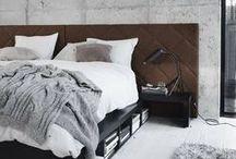 Interior Design : Bedroom