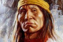 Apache Indians / Apache / by Angelo Avila