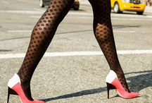 Legs and Tights! / Bold and Bright Tights and Sheers