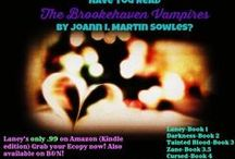 BHV Teasers / Brookehaven Vampires teasers made by one of my amazing BH Street Team members!  Thanks, Angela! <3