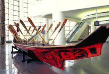 West Coast & Aboriginal Art / Acclaimed Work of Pacific West Coast Aboriginal Artists / by Ann Sutherland