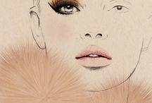 Beauty Illust