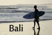 Backpacking Bali