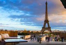 La terrasse / Le savoir-faire à la française : une histoire culturelle, un décor architectural et une vue imprenable sur la Tour Eiffel