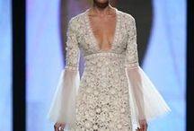 Háčkované šaty 3 - Crochet dress 3