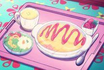 Food anime