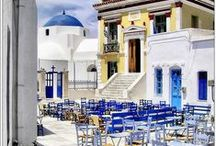 Serifos island / Serifos is a small island of Cyclades, in the Aegean Sea... It is famous for the Cycladic style and the relaxing atmosphere...