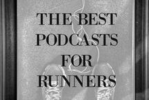 RUN / Running Playlists / What to listen to while running. Playlists, audiobooks and podcasts