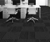 In the Black / Carpets Inter In The Black is elemental, elegant and sophisticated. It pays homage to the use of the color black in art, fashion and interiors