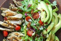 EAT / Recipes for Runners / healthy eating recipes for dinner, lunch, breakfast and snacks