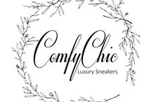 ComfyChic | Luxury Sneakers / •Remodeling Comfy Sneakers to become Cinderella Style, Everyday Sneakers ✨ •We do  Delivery
