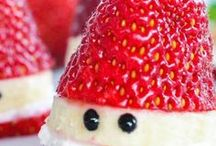 Healthy Christmas Food / Healthy holiday foods to share with friends and family this Christmas.