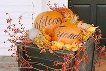 Autumn / ideas and inspiration for Autumn / by Page Farm Chick (Deb Daniel)