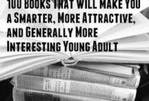 on my bookshelf / by Abi Loves