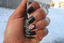 Nail Art / My love of all things nail art and polish related! / by Coilylocks