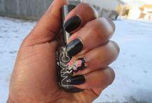 Nail Art / My love of all things nail art and polish related! / by Coilylocks - Alisha