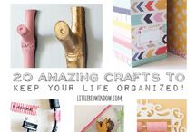 Create : Storage and Rooms / Find inspiration storing your creative goods.