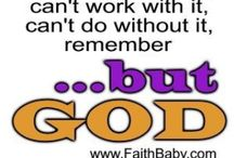 INSPIRATIONAL CHRISTIAN QUOTES / Sharing the love of God!