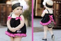 Faith Baby Ruffled Swing Top and Tanks / Faith Baby adorable Ruffled Swing Tops